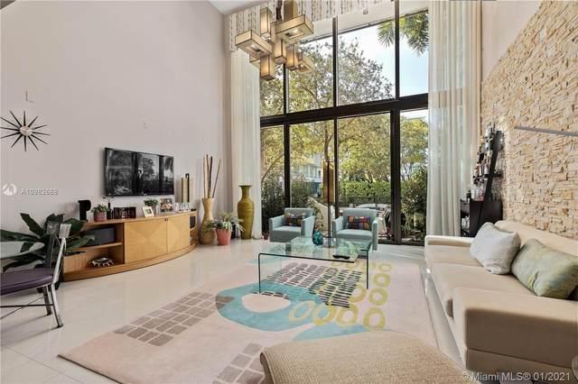 6000 Collins Ave #124, Miami Beach, FL 33140 (MLS #A10982688) :: Search Broward Real Estate Team