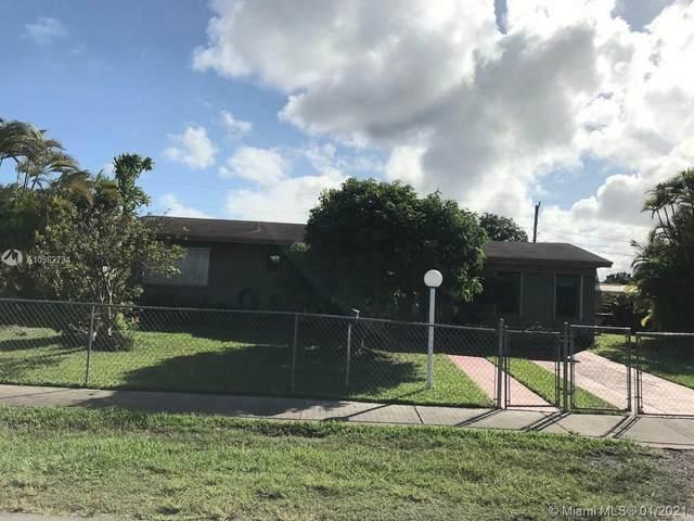 11722 SW 176th Ter, Miami, FL 33177 (MLS #A10982734) :: Carole Smith Real Estate Team