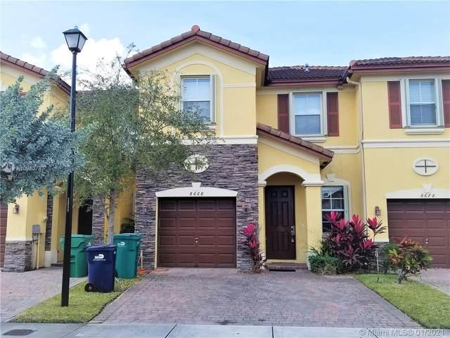 8668 NW 113th Ct #8668, Doral, FL 33178 (MLS #A10982787) :: Berkshire Hathaway HomeServices EWM Realty
