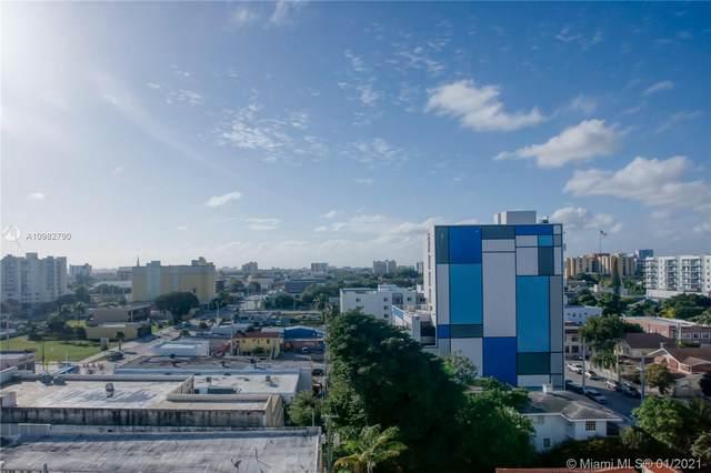 36 NW 6th Ave #903, Miami, FL 33128 (MLS #A10982790) :: Patty Accorto Team