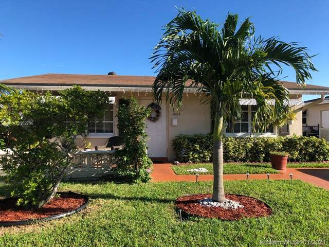 4903 NW 52nd Ct, Tamarac, FL 33319 (MLS #A10982796) :: THE BANNON GROUP at RE/MAX CONSULTANTS REALTY I