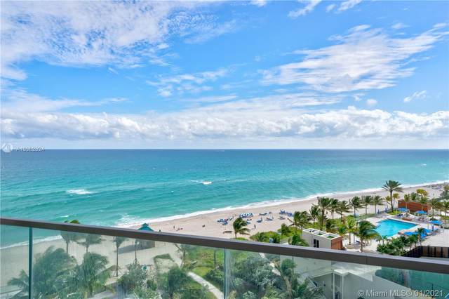 18975 Collins Ave #704, Sunny Isles Beach, FL 33160 (MLS #A10982824) :: Patty Accorto Team
