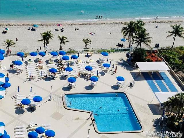 2030 S Ocean Dr #905, Hallandale Beach, FL 33009 (MLS #A10982839) :: Search Broward Real Estate Team