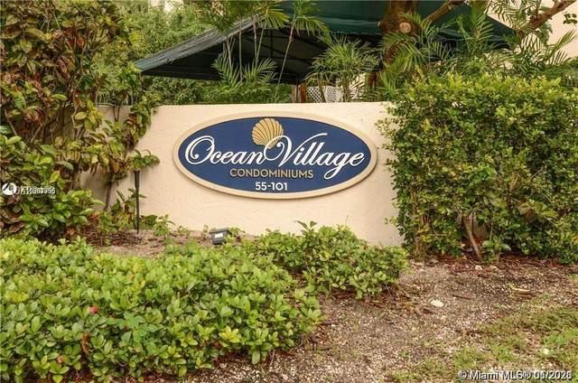 55 Ocean Lane Dr #3019, Key Biscayne, FL 33149 (MLS #A10982865) :: Dalton Wade Real Estate Group