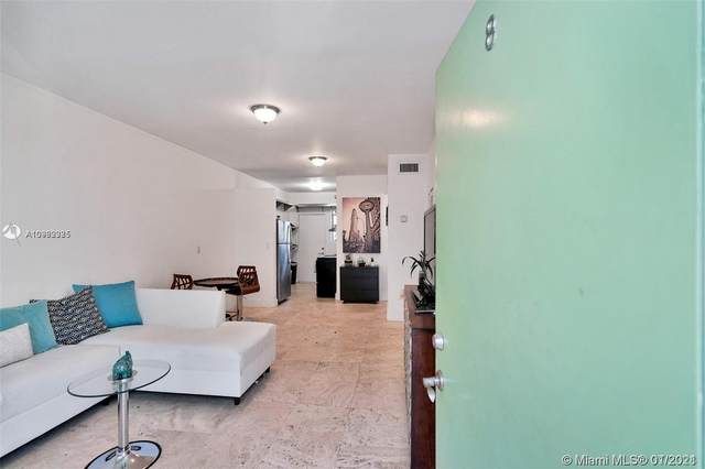 1045 Lenox Ave #8, Miami Beach, FL 33139 (MLS #A10982925) :: Podium Realty Group Inc