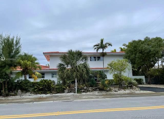 10200 E Broadview Dr, Bay Harbor Islands, FL 33154 (MLS #A10982932) :: Patty Accorto Team