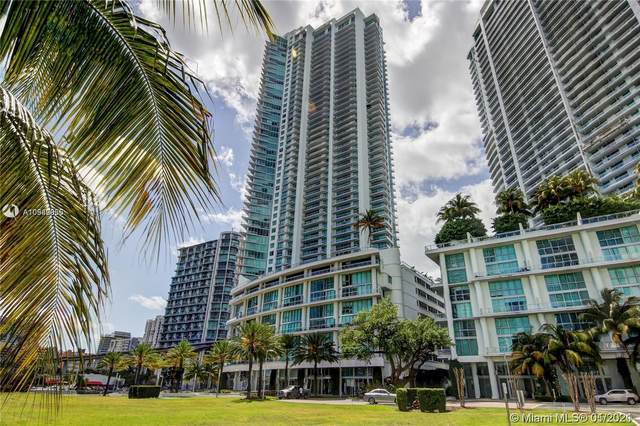 92 3rd St #3210, Miami, FL 33130 (MLS #A10982955) :: The Rose Harris Group