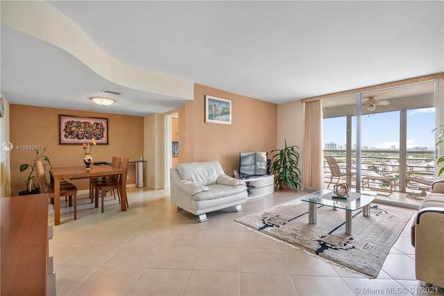100 Golden Isles Dr #1201, Hallandale Beach, FL 33009 (MLS #A10982971) :: The Teri Arbogast Team at Keller Williams Partners SW