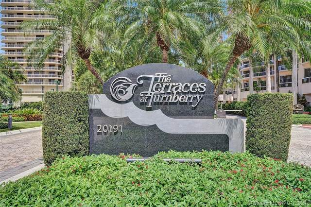 20191 E Country Club Dr #1806, Aventura, FL 33180 (MLS #A10983023) :: KBiscayne Realty