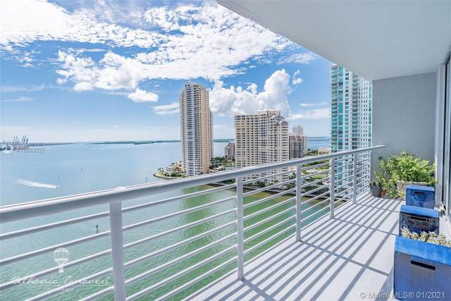 325 S Biscayne Blvd #2226, Miami, FL 33131 (MLS #A10983027) :: Albert Garcia Team
