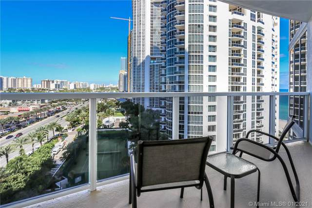 18001 Collins Ave #802, Sunny Isles Beach, FL 33160 (MLS #A10983075) :: KBiscayne Realty