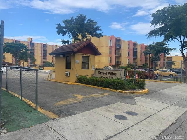 4805 NW 7th St #30115, Miami, FL 33126 (MLS #A10983085) :: Albert Garcia Team