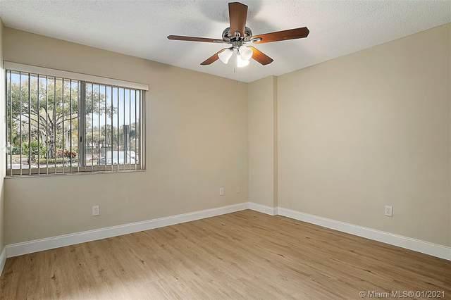 9511 Weldon Cir G111, Tamarac, FL 33321 (MLS #A10983088) :: Carole Smith Real Estate Team
