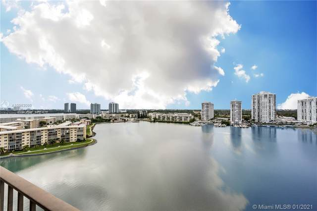 18151 NE 31st Ct #1517, Aventura, FL 33160 (MLS #A10983099) :: Patty Accorto Team