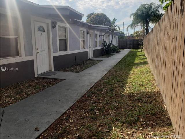 720 NW 4th Ave, Fort Lauderdale, FL 33311 (MLS #A10983127) :: Albert Garcia Team