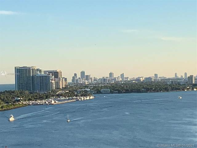 500 Bayview Dr #1922, Sunny Isles Beach, FL 33160 (MLS #A10983143) :: Prestige Realty Group