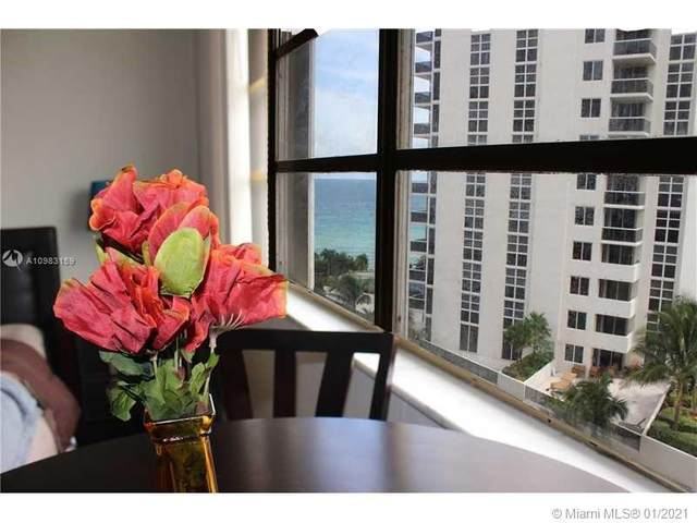 19201 Collins Ave #642, Sunny Isles Beach, FL 33160 (MLS #A10983159) :: Jo-Ann Forster Team