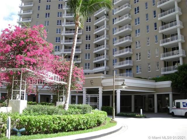 701 Brickell Key Blvd #1105, Miami, FL 33131 (MLS #A10983167) :: Berkshire Hathaway HomeServices EWM Realty
