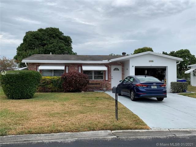 1005 NW 73rd Ter, Margate, FL 33063 (MLS #A10983192) :: Search Broward Real Estate Team