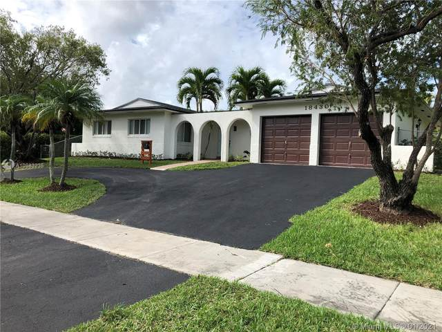 18430 SW 87th Ave, Cutler Bay, FL 33157 (MLS #A10983235) :: THE BANNON GROUP at RE/MAX CONSULTANTS REALTY I