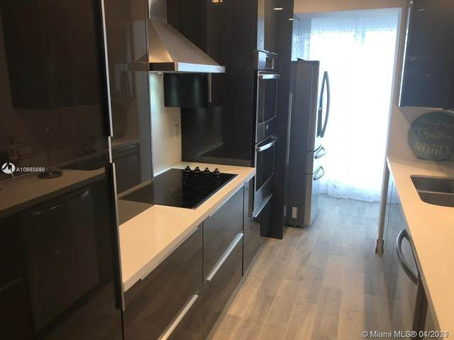 17560 Atlantic Blvd #201, Sunny Isles Beach, FL 33160 (MLS #A10983246) :: Search Broward Real Estate Team