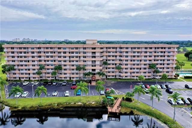 250 Jacaranda Dr #502, Plantation, FL 33324 (MLS #A10983261) :: Search Broward Real Estate Team