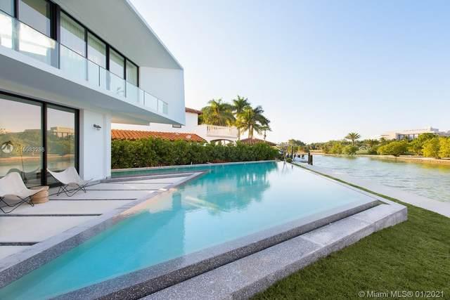 3166 N Bay Rd, Miami Beach, FL 33140 (MLS #A10983286) :: Albert Garcia Team