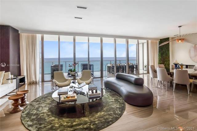 9701 Collins Ave 1903S, Bal Harbour, FL 33154 (MLS #A10983296) :: Natalia Pyrig Elite Team | Charles Rutenberg Realty