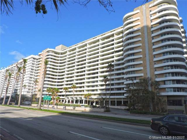 5555 E Collins Ave 7M, Miami Beach, FL 33140 (MLS #A10983300) :: Team Citron