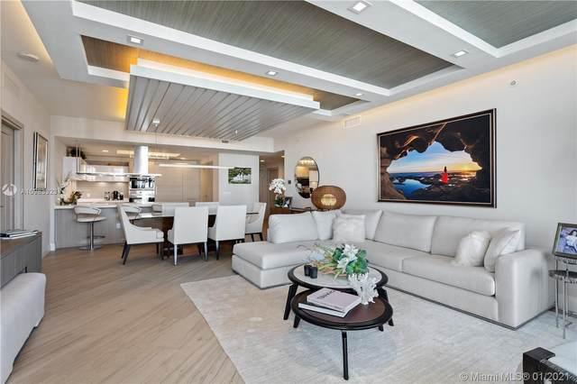 17111 Biscayne Blvd #2205, North Miami Beach, FL 33160 (MLS #A10983323) :: Green Realty Properties