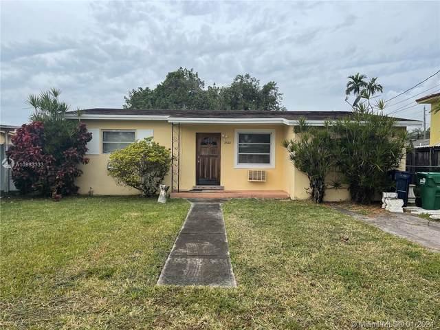 3120 SW 64th Ave, Miami, FL 33155 (MLS #A10983333) :: Carole Smith Real Estate Team