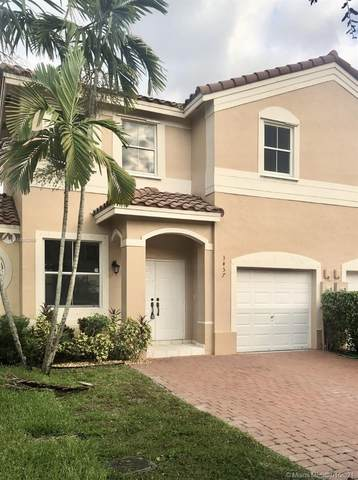3457 SW 171st Ter #3457, Miramar, FL 33027 (MLS #A10983395) :: The Teri Arbogast Team at Keller Williams Partners SW