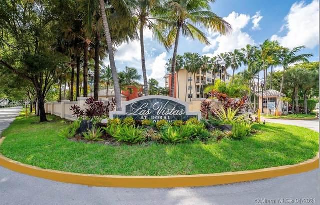 8120 Geneva Ct #452, Doral, FL 33166 (MLS #A10983410) :: Green Realty Properties