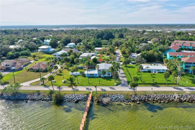 13549 S Indian River Dr, Jensen Beach, FL 34957 (MLS #A10983443) :: The Jack Coden Group
