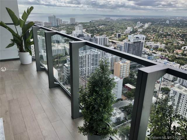 88 SW 7th St #4106, Miami, FL 33130 (MLS #A10983465) :: KBiscayne Realty