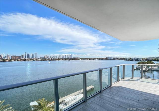 17301 Biscayne Blvd #609, North Miami Beach, FL 33160 (MLS #A10983507) :: The Howland Group
