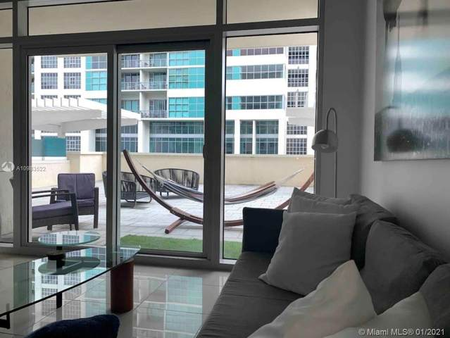 3250 NE 1st Ave #502, Miami, FL 33137 (MLS #A10983522) :: Green Realty Properties