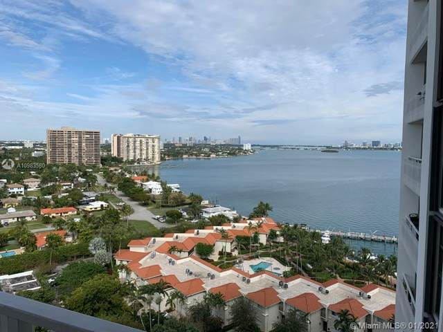 4000 S Towerside Ter #1909, Miami, FL 33138 (MLS #A10983580) :: Prestige Realty Group