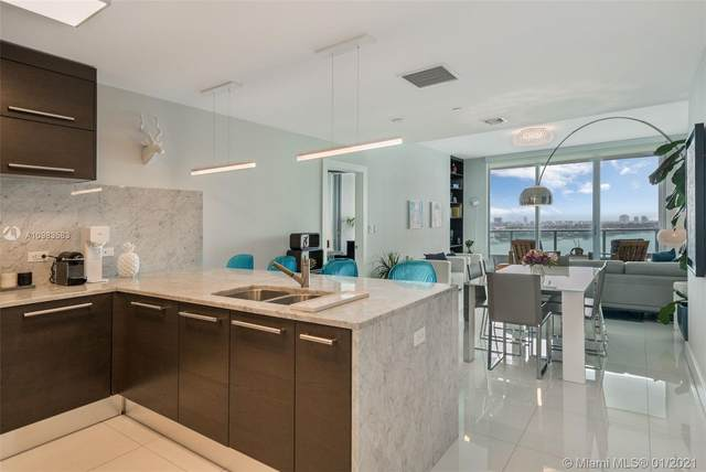 900 Biscayne Blvd #2109, Miami, FL 33132 (MLS #A10983583) :: Castelli Real Estate Services