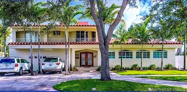 1011 La Baron Dr, Miami Springs, FL 33166 (MLS #A10983594) :: The Teri Arbogast Team at Keller Williams Partners SW