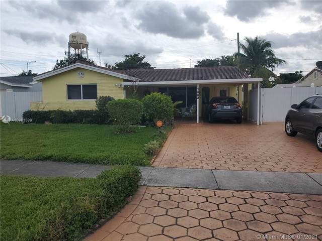 7060 SW 30th St, Miramar, FL 33023 (MLS #A10983599) :: Search Broward Real Estate Team