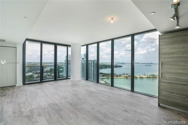 650 NE 32nd St #2605, Miami, FL 33137 (MLS #A10983620) :: Castelli Real Estate Services
