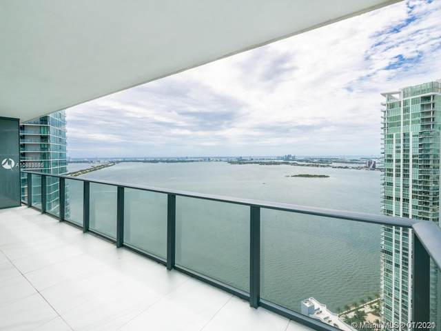 650 NE 32nd St #4501, Miami, FL 33137 (MLS #A10983645) :: Podium Realty Group Inc
