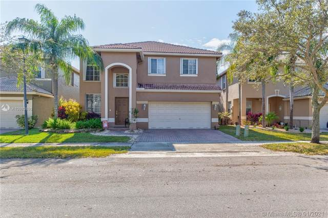 5144 Heron Pl, Coconut Creek, FL 33073 (MLS #A10983698) :: Carole Smith Real Estate Team