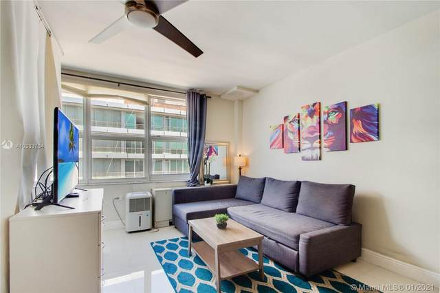 1250 West Ave 15P, Miami Beach, FL 33139 (MLS #A10983784) :: Jo-Ann Forster Team