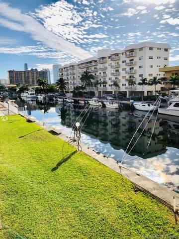 3522 NE 171 STREET #204, North Miami Beach, FL 33160 (MLS #A10983785) :: The Teri Arbogast Team at Keller Williams Partners SW