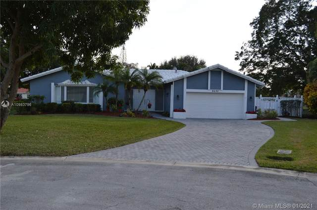 8482 NW 15th Ct, Coral Springs, FL 33071 (MLS #A10983796) :: THE BANNON GROUP at RE/MAX CONSULTANTS REALTY I