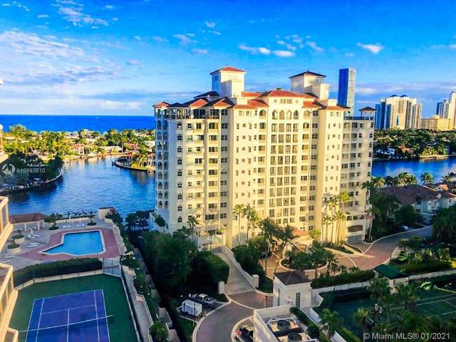 20185 E Country Club Dr #1502, Aventura, FL 33180 (MLS #A10983810) :: Search Broward Real Estate Team