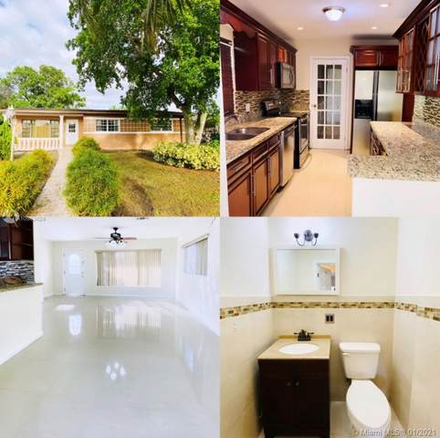 18911 NW 14th Ct, Miami Gardens, FL 33169 (MLS #A10983824) :: THE BANNON GROUP at RE/MAX CONSULTANTS REALTY I