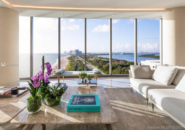 15701 Collins Ave #1605, Sunny Isles Beach, FL 33160 (MLS #A10983849) :: Jo-Ann Forster Team